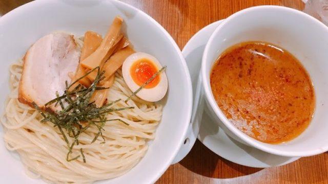 岐阜県各務原市よなやのつけ麺