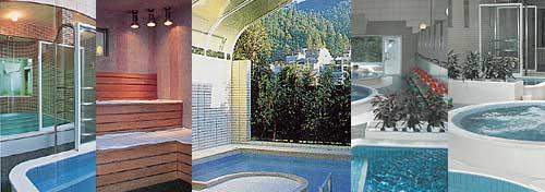 下呂温泉 幸乃湯 7種類のお風呂